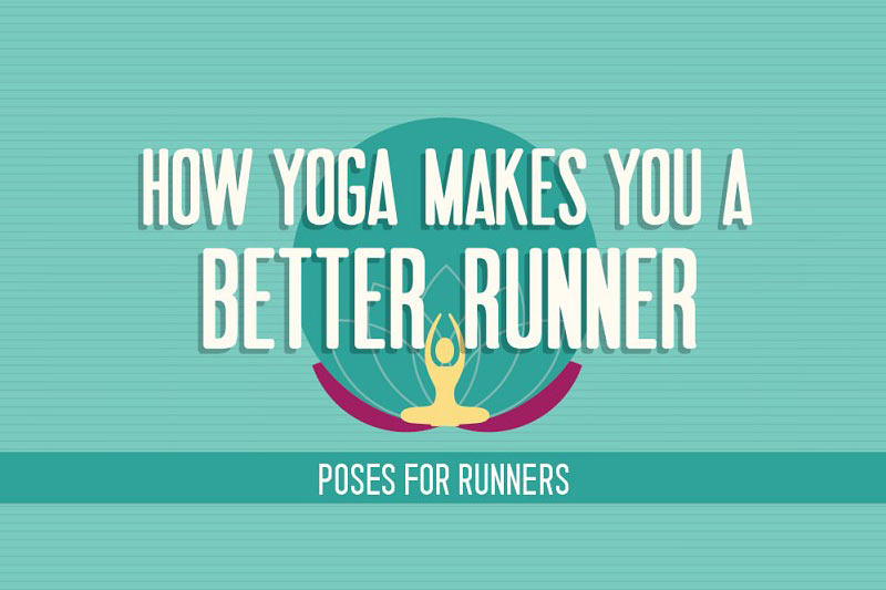 How yoga makes you a better runner: 10 poses for runners