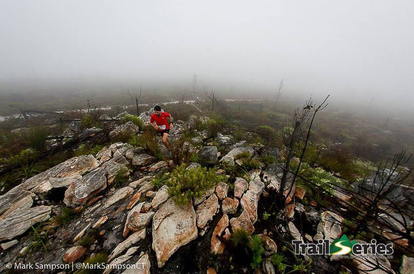 Stean Bester Lebanon Forest Trail Run