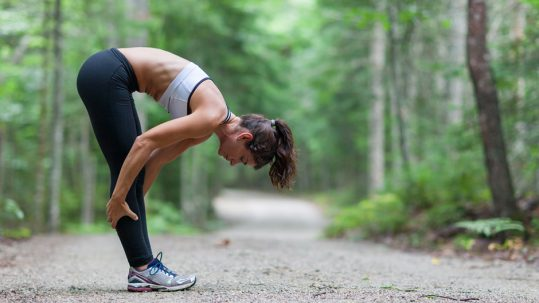 Runners Flexibility Training