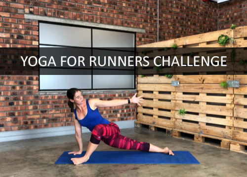 3-day Yoga for Runners Challenge