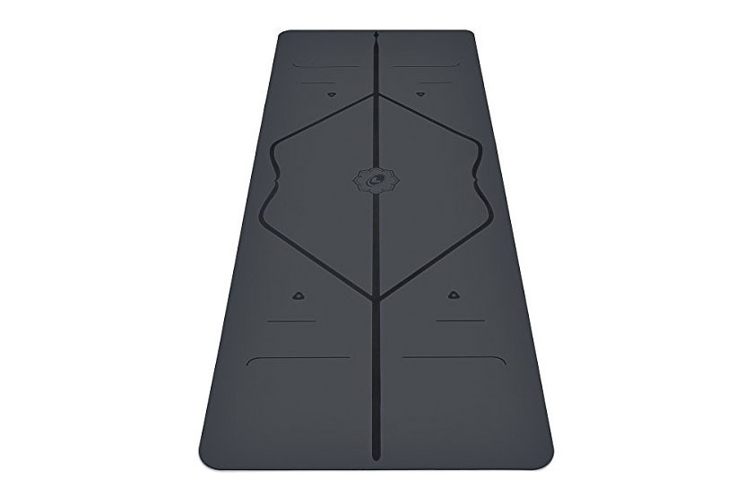 Liforme Yoga Mat With Alignment Lines
