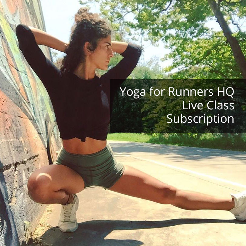 YOGA FOR RUNNERS HQ LIVE